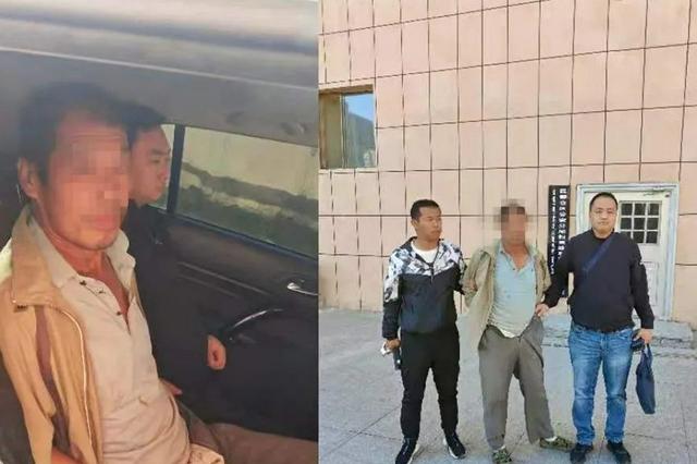 男子殺害女鄰居潛逃22年 藏身呼和浩特被擒