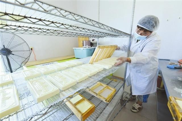 傳承創新奶制品制作 積極推動助力奶業振興