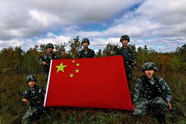 驻内蒙古边防某部三角山哨所:边关月·家国情