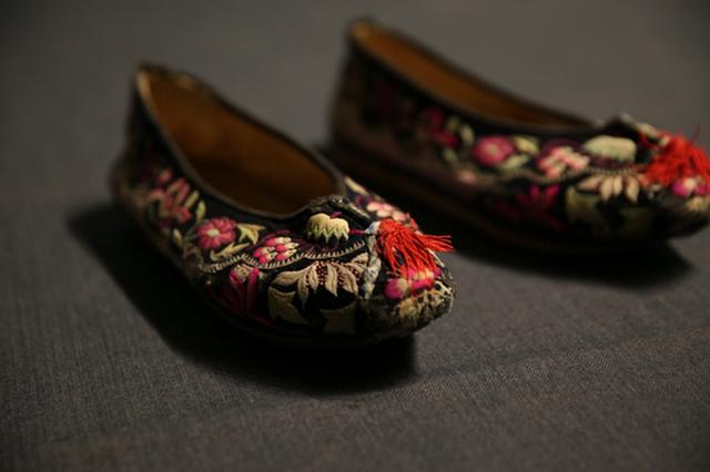 绣美新时代——内蒙古刺绣礼物大赛作品展