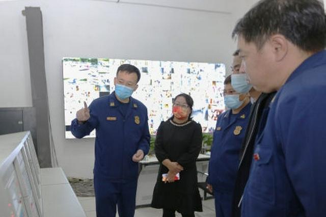 """""""十一""""国庆期间通辽消防整改火灾隐患148处"""