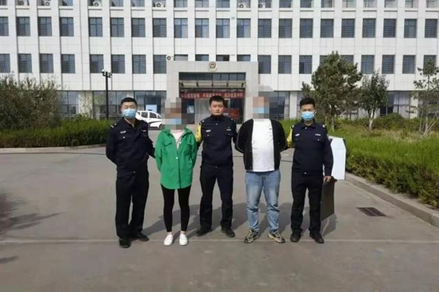 """乌海市民警向""""黄赌毒""""违法犯罪行为亮剑"""
