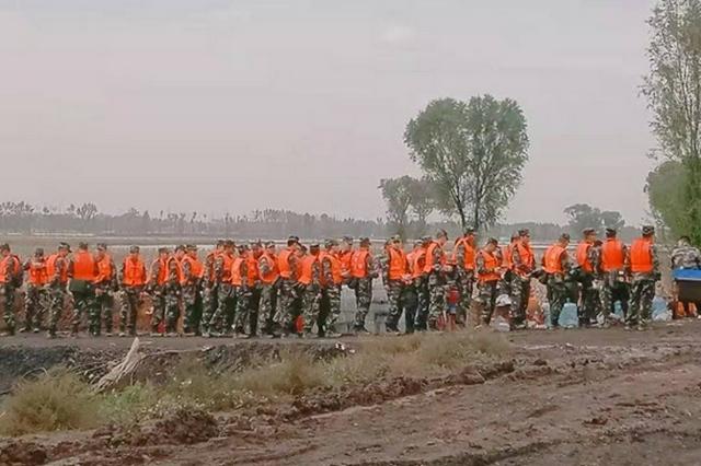 包头民间救援队驰援山西抢险救灾最新进展