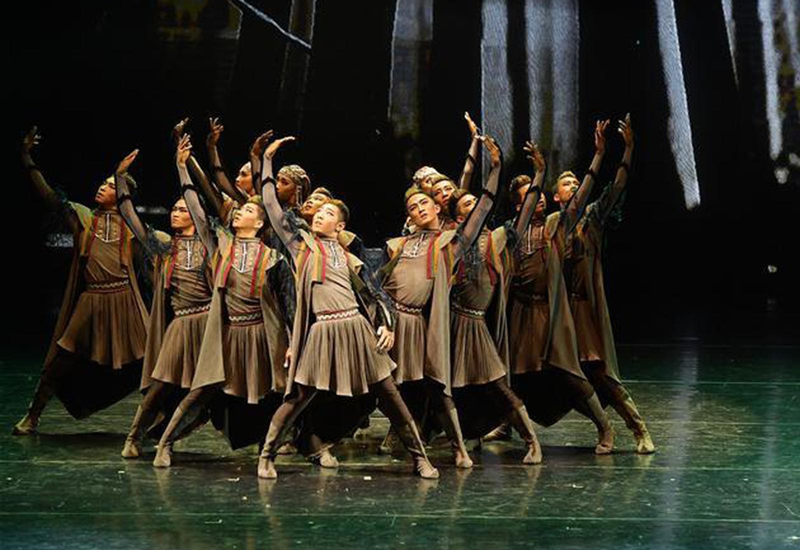 内蒙古题材舞蹈作品展演在京举办