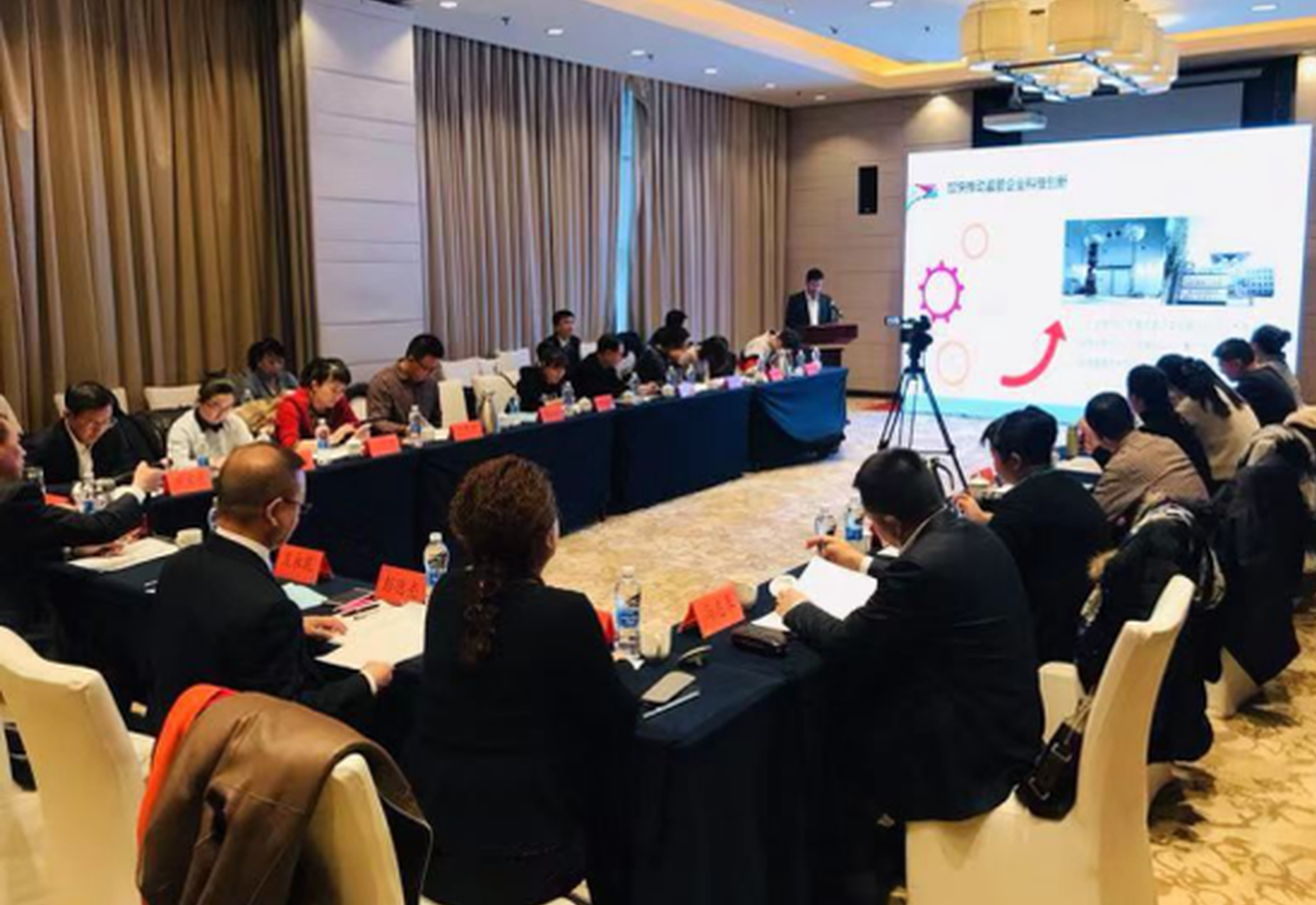 内蒙古国企改革发展媒体见面日