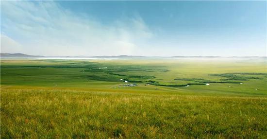 爱上内蒙古 | 锡林郭勒 让心灵得到真正的释放