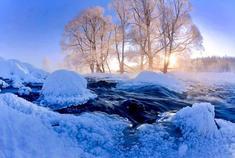 冬天去内蒙古有什么好玩的