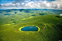 100個最美觀景拍攝地——阿爾山天池