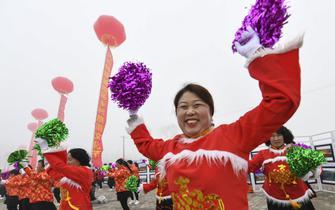 达拉特黄河开河文化节助力乡村振兴