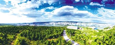 走出高质量转型发展新路 鄂尔多斯市能源经济发展综述