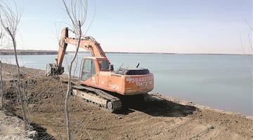 包头湿地功能和生态效益日益显现
