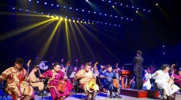 中外50名马头琴演奏家亮相内蒙古