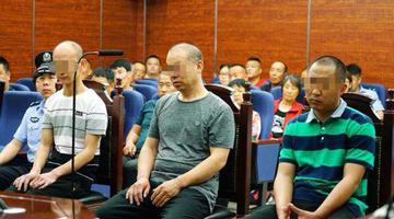 内蒙古3名路霸索要过路费获刑9年