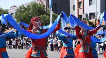 中国·内蒙古草原文化节开幕