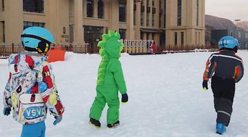 内蒙古新雪季开启