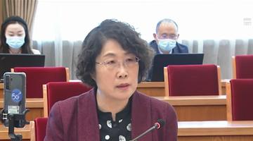 内蒙古代表团分组审查计划报告和草案