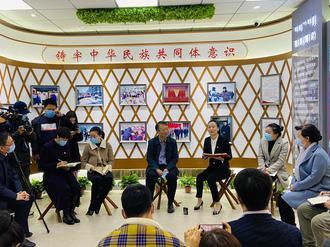 五中全会网上宣讲团走进内蒙古
