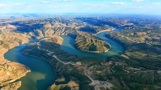 内蒙古网红打卡地 丨 准格尔黄河大峡谷