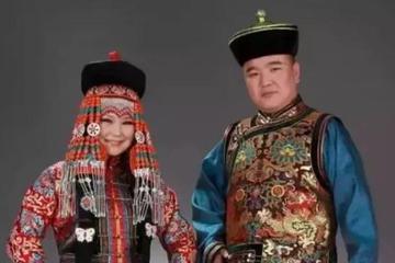 蒙古袍的魅力和文化