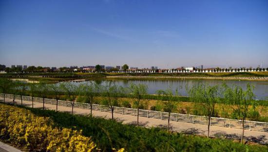 环城水系东河段