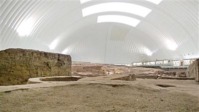 137米长的展厅