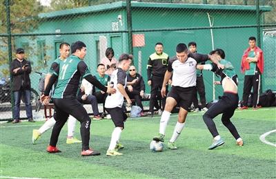 2018年五人制足球冠军联赛内蒙古赛区比赛落幕