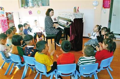 呼伦贝尔市一所乡村学校的50载变迁