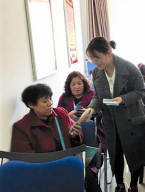 霍林郭勒市人民医院开展健康巡讲活动