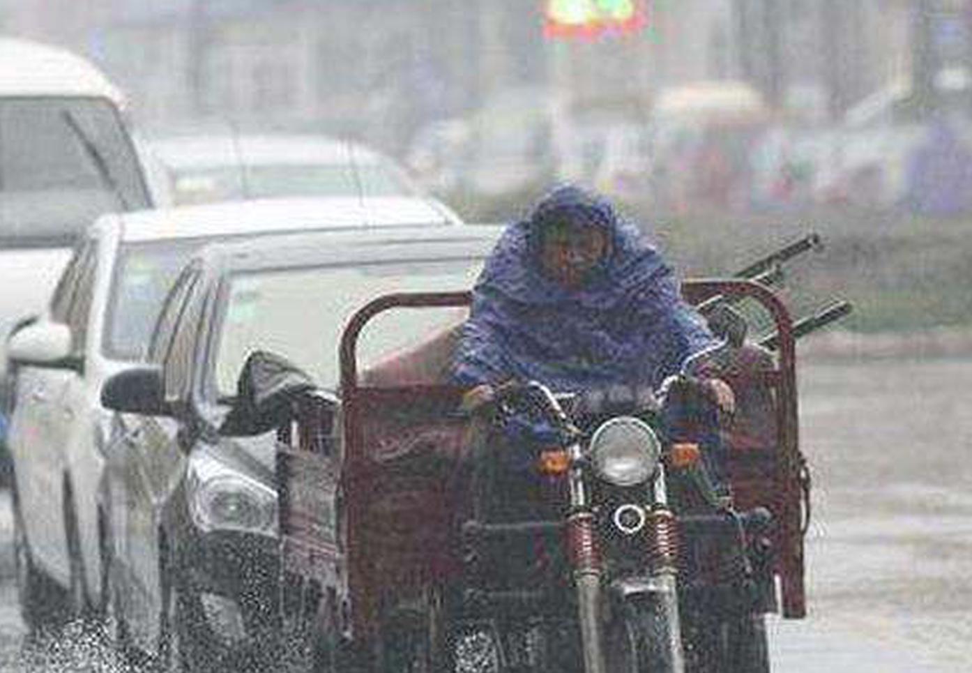 内蒙古自治区迎大范围降水,墒情改善利春播...