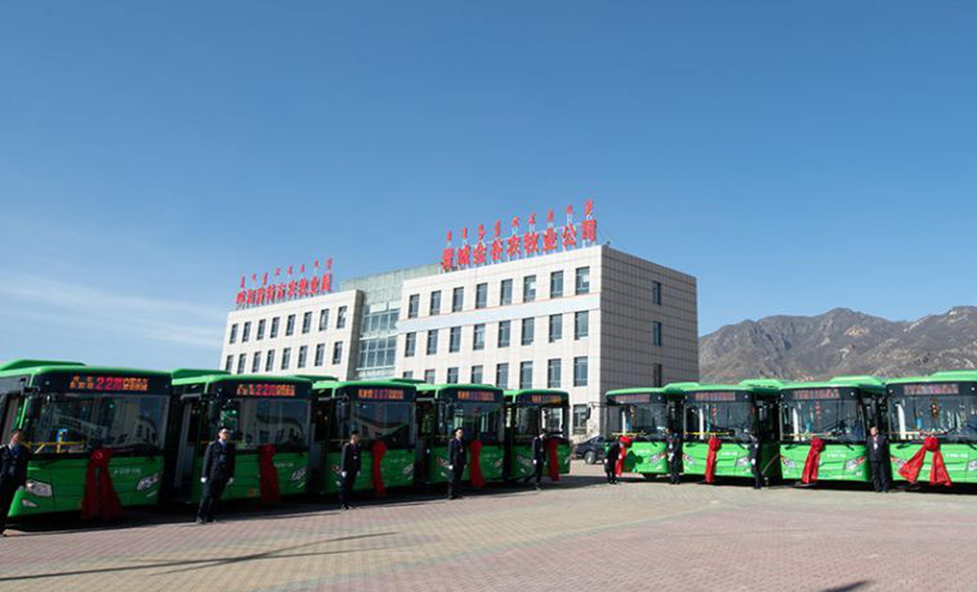 呼和浩特市西部城区开通公交新线路【附线路图】