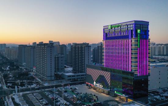 内蒙古网红打卡地 丨 乌兰察布集宁智选假日酒店
