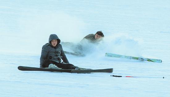 滑雪乐趣多