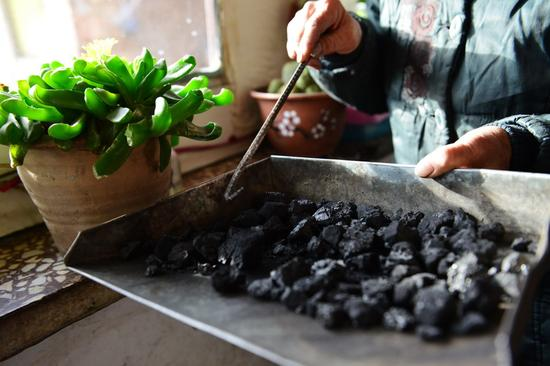 兰炭具备了无烟煤的优良特性。