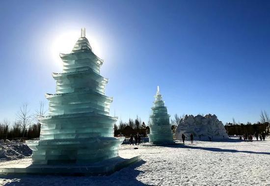红海子冰雪乐园