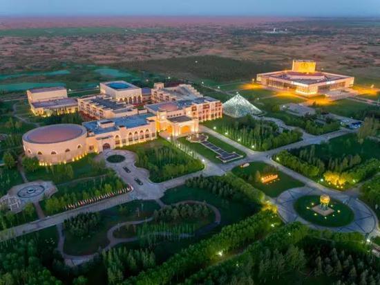 一天也许很忙碌,但是在内蒙古,