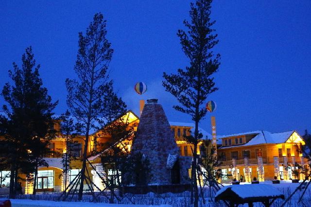 在-38℃的冬夜 遇见神秘敖鲁古雅