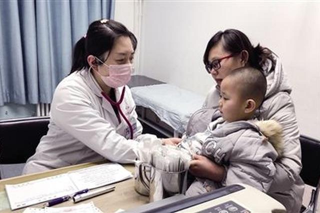 首府仍处于流感高发期:5岁以下患者占近七成
