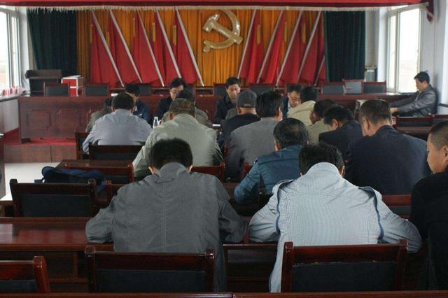 托县举办全县预备党员、发展对象十九大精神专题培训班