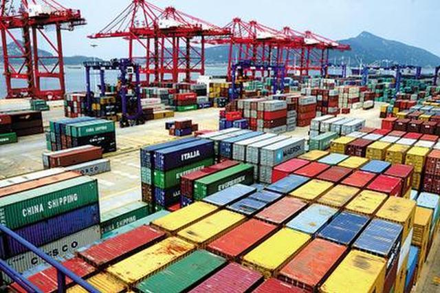 内蒙古货物贸易进出口总值突破900亿元