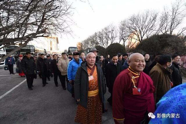 【现场】政协内蒙古自治区第十二届委员会第一次会议隆重开幕