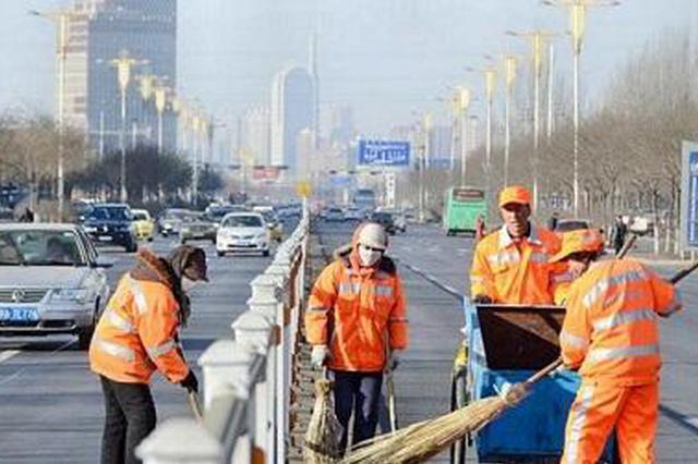 呼和浩特市环境卫生综合整治 督导组继续督导检查