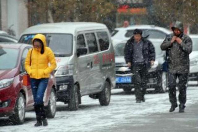 未来三天 内蒙古迎大风降温降雪天气