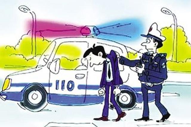 男子被撞身亡肇事车辆逃逸 警方20小时内破案