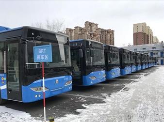 便民消息|快速路公交20台新车即将上路