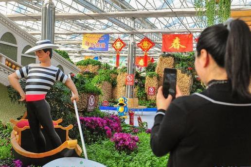 内蒙古赤峰:农业嘉年华催热冬季旅游