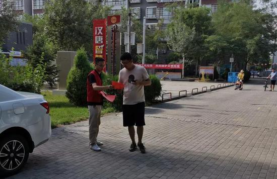 市生态环境局志愿服务风采