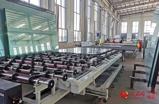 宁夏银川丽秋玻璃有限公司特种玻璃深加工项目