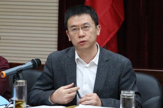 新华社宁夏分社副社长王湘宏