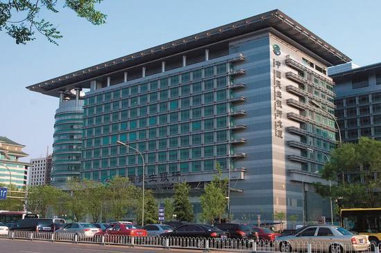 (中国民生银行总部。图/视觉中国)