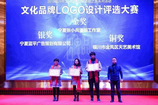 (银川市文化品牌LOGO设计大赛 - 金银铜奖)